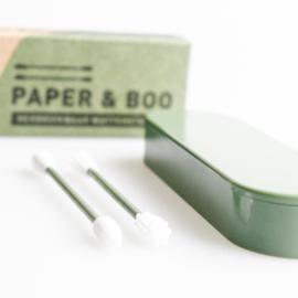 PAPER & BOO - Herbruikbare Wattenstaafjes