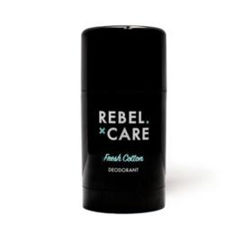 Deodorant Rebel Fresh Cotton XL – voor hem