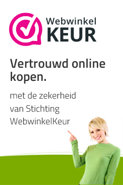 'WebwinkelKeur Keurmerk Lid'