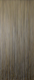 vliegengordijn Palermo draad 232 x 100 cm PVC bruin