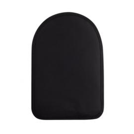drankkoeler 22 x 15 cm polyetheen zwart