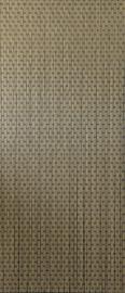 vliegengordijn Verspringt hulzen 210 x 90 cm PVC taupe