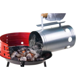 HOUTSKOOLSTARTER 17X27.5CM BBQ COLLECTION