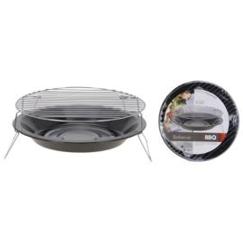 Bbq tafelbarbecue rond ø360xh135mm