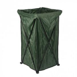 tuinafvalzak 45x45x88 cm groen