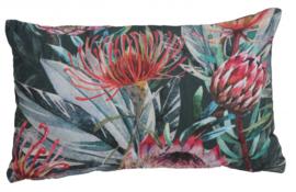 decoratiekussen Hortus 50 x 30 cm textiel