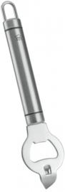 flesopener Victoria 15 cm RVS zilver