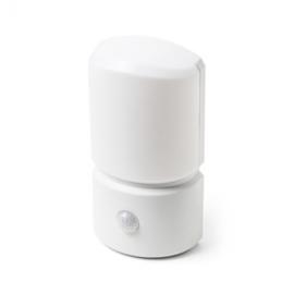 buitenlamp met bewegingssensor ABS wit