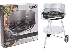 BBQ Barbecue halfrond Ø47x75cm