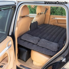 opblaas matras auto met opblaasbare accu voor alle auto's