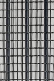 vliegengordijn Banen hulzen 210 x 90 cm PVC wit/grijs
