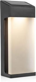 wandlamp OSL-50009 buiten led 20 cm aluminium