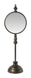 spiegel Bant 22,5 x 16 x 68 cm staal grijs