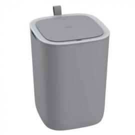 afvalbak Morandi smart sensor 12 liter grijs