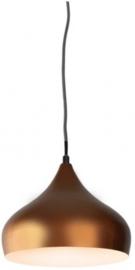 lampenkap hangend staal brons