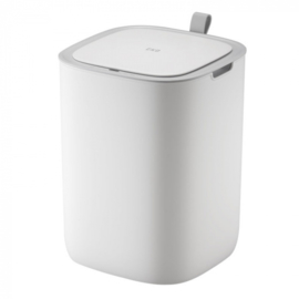 afvalbak Morandi smart sensor 12 liter wit