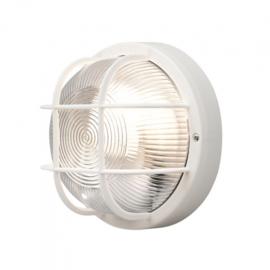 wandlamp Mantova 40W 230V 19 cm wit