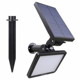 tuinlamp Turais 14 x 8,2 x 1,2 cm ABS zwart
