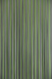 vliegengordijn Palermo draad 232 x 100 cm PVC groen