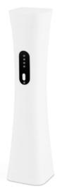 kurkentrekker elektrisch 24,5 x 6 cm ABS wit