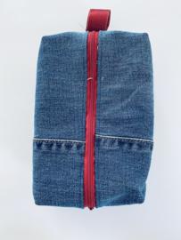 Etui Used Jeans