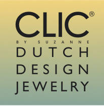 Collier Romie verguld Clic by Suzanne
