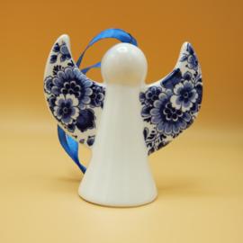 Kersthanger Delftsblauwe Engel