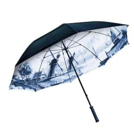 Paraplu Donkerblauw/Delftsblauw