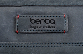 Berba Barbarossa Business Bag Rudivo Blauw