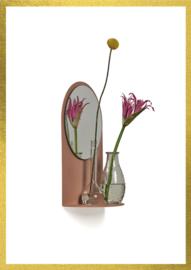 Van Tjalle en Jasper Spiegel roze
