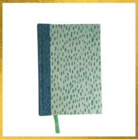 Hardcover handgemaakt notitieboekje   Return to Sender