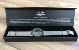 TWO-O heren-horloge Rijks
