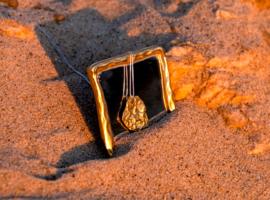 The Ocean Republic gouden halsketting