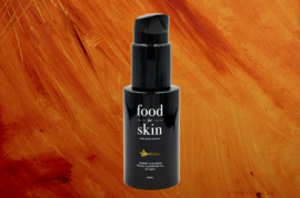 Carrot Cleanser   Food for Skin