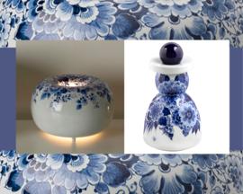 Cadeaupakket 'Handgeschilderd Delftsblauw'