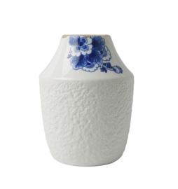 Delftsblauwe vaas Blauw Bloesem 3