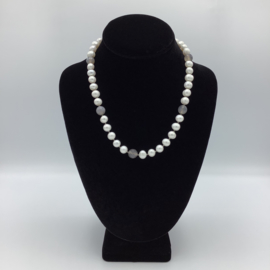 Reverse Agate Pearl Purity - Wedding Collection