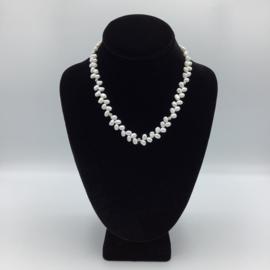 Herring Bone Pearl Beauty - Wedding Collection