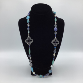 Lapis Greatness Necklace - Blue Collection