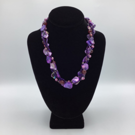 Exquisitely Purple - Twisted Collection