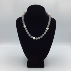 Agate Pearl Purity - Wedding Collection