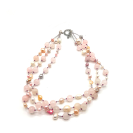 Pink Obsession Necklace