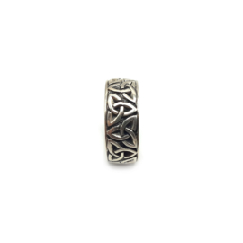 925 Sterling Silver Oxidized Band Ring
