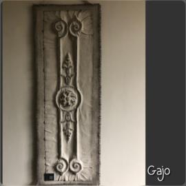 Kalkdoek met Langwerpig Ornament