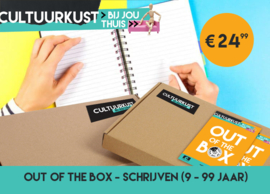 OUT of the BOX - schrijven (9-99jr)
