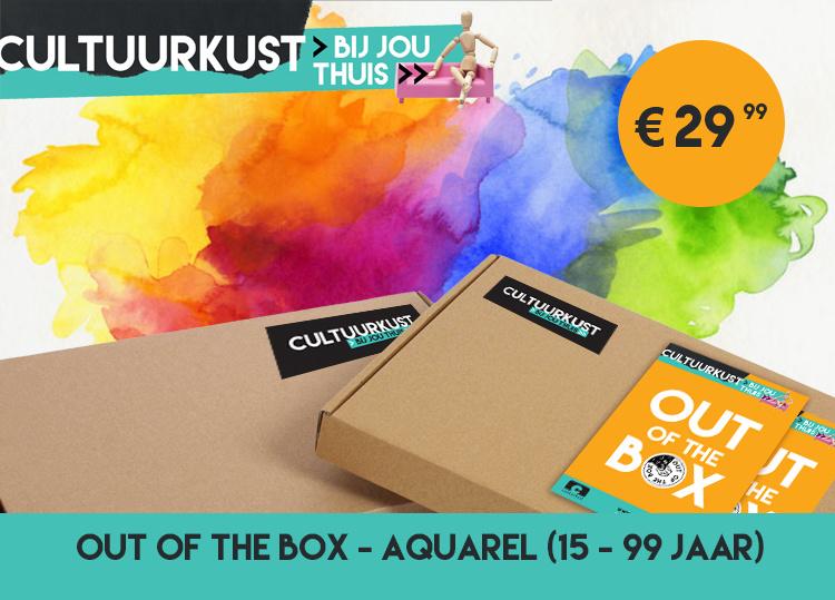OUT of the BOX - Aquarel (15-99jr)