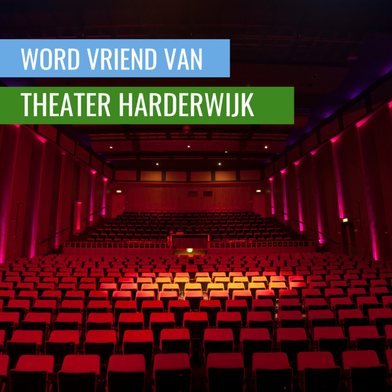 Vriend van Theater Harderwijk