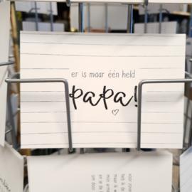 A6 kaart Papa