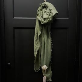 REVELZ sjaal seaweed green
