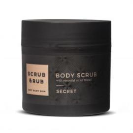 Scrub & Rub, Body scrub Secret